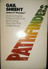 Pathfinders by Gail Sheehy 1981 Book Club Edition Hardcover DJ Used