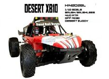 BUGGY DUNE SAND RAIL BRUSHLESS RADIO 2.4GHZ BATTERIA LIPO 1:10 HI4202BL HIMOTO