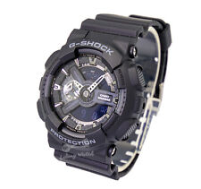 -Casio G-Shock GA110-1B Watch Brand New & 100% Authentic