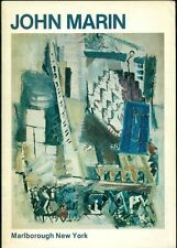 John Marin 1870-1953. Catalogo di mostra, Marlborough Gallery, New York 1977