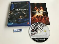Psyvariar Complete Edition - Sony PlayStation PS2 - PAL FR - Avec Notice