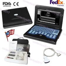 """10.1"""" Ultrasound scanner,Convex probe Portable laptop Digital machine ,USA Fedex"""