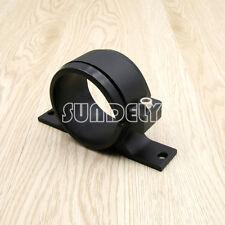 60mm Fuel Filter Bracket Mount Clamp Fits Bosch 044 Pump Billet Aluminum Black