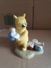 More details for royal doulton winnie the pooh figurines x3