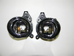 New Mini Cooper R50, R52, R53 Set of Right and Left Fog Light Lamp 2002-2007
