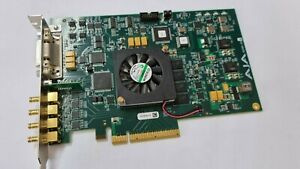 AJA Kona 4 4k 4 CH SD HD FHD 3g-sdi HDMI Input Video Capture Card Pci-express