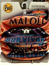 Survivor Buffs Ghost Island Orange Malolo Tribe Buff