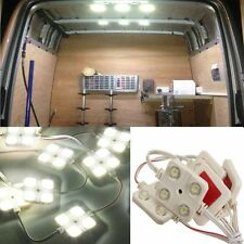 40 LED Interior White Light Kit For LWB Van Lorries Sprinter Ducato Transit VW