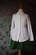 Jottum skirt + longsleeve green sz 140/146/152 - 10/11/12 yrs excell. condition