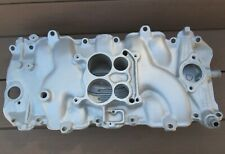 1968 Corvette 427/390HP Aluminum Intake 3919849 OEM GM Oval Port Q Jet Carb RARE