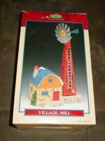LEMAX 1995 : Christmas Village Collection :  VILLAGE MILL - in box