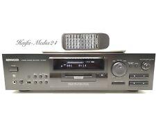 Kenwood DM-9090 HighEnd Minidisc Recorder / Mini Disc Player 12 Monate Gewähr.