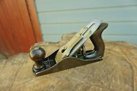 Vintage Stanley Bailey No.3 Jack Plane Smooth Bottom Type 19,(1948-1961) USA