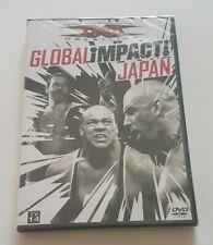 TNA Impact Wrestling Global Impact Japan DVD