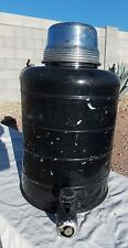 Vintage USN USMC Pilot & Aircrew Large Metal Stanley Water Thermos, Complete