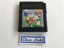 Game & Watch Gallery 3 - Nintendo Game Boy Color GBC - PAL EUR