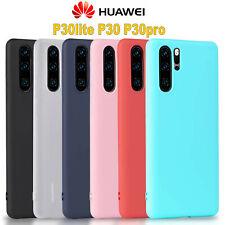 Cover HUAWEI P30 / Lite / Pro L' ORIGINALE Silicone CUSTODIA Qualità PREMIUM