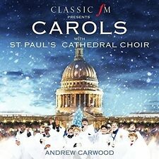 Carols With St. Pauls Cathedral - St Paul's Cathedral Choir (2015, CD NEUF)