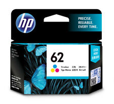 HP 62 Tri-Colour Ink Cartridge (C2P06AA)