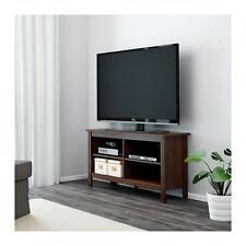 IKEA BRUSALI Mobile TV, marrone libreria 120x62 cm