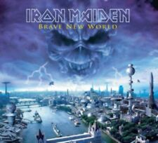 Iron Maiden - Brave New World NEW CD