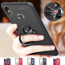 Protection Ring Magnetic Stand Holder Case Cover For Huawei P20 Pro Plus Mate 10