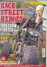 BACK STREET HEROES  No.383 March 2016 (NEW COPY)