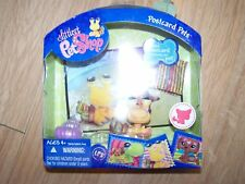 Littlest Pet Shop Postcard Pets LPS Hermit Crab 1008 New Hasbro