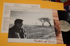 COREY HART LP FIELDS OF FIRE ORIG ITALY EX