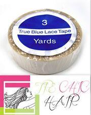 """TRUE-BLUE Lace Wig & Toupee Extended Wear Tape 1/2"""" X 3"""