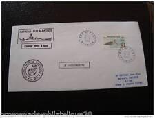 TAAF lettre 18/6/84 - timbre Yvert et Tellier n°98