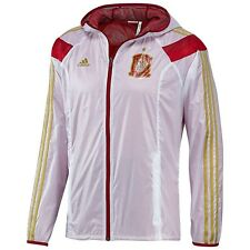 ADIDAS SPAIN WOVEN ANTHEM TRACK JACKET FIFA WORLD CUP 2014