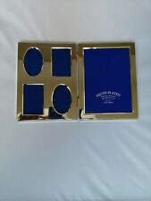 Silver Plated Photo Frame - New in Orignal Box