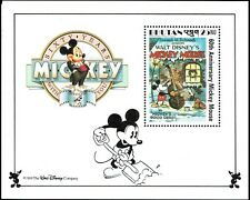 Scott # 704 - 1989 - ' Mickey Mouse, 60th Anniv. ', Mickey's Good Deed, 1932