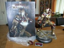 Sideshow Iron Man Mark 42 Quater Scale Maquette Avengers