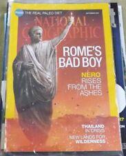 National Geographic Magazine Brand New Unread Unopened Mint Nero Fast Ship