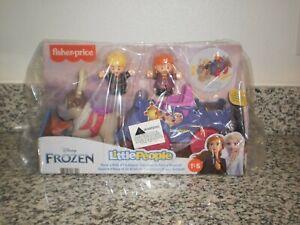 Little People Disney Frozen II Anna & Kristoff's Wagon