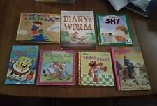 Lot of 7 children's books, good condition