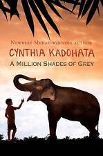 A Million Shades of Grey, Cynthia Kadohata, New Book