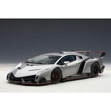 Autoart Lamborghini Veneno Gris 1/18