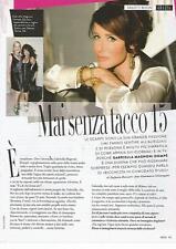 SP45 Clipping-Ritaglio 2013 Gabriella Magnoni Dompé Mai senza tacco 15