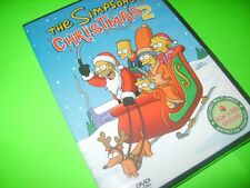 THE SIMPSONS CHRISTMAS 2 DVD Xmas Presents Gifts Kids Boys Girls UNWANTED