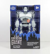 New Warner Bros The Iron Giant - Light & Sound Walking