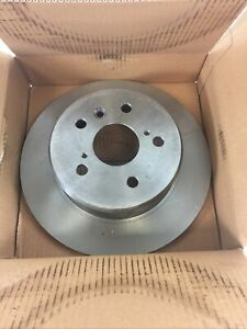 Disc Brake Rotor-Non-Coated Rear ACDelco 18A1817 fits 02-03 Lexus RX300