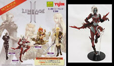 SR LINEAGE II DARK ELF Figure Dragonic Armor/ dark skin Gashapon YUJIN
