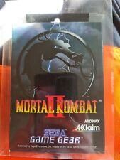 Mortal Kombat 2 Game Gear Pal