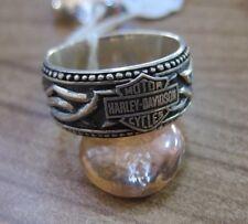Harley-Davidson schwerer Herren Biker Ring 925 silber HDR00239-11  Gr. 11
