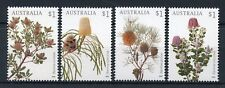 Australia 2018 MNH Banksia Banksias Evergreen 4v Set Flora Flowers Plants Stamps