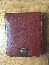 Dunhill Men`s wallet - Spanish Leather