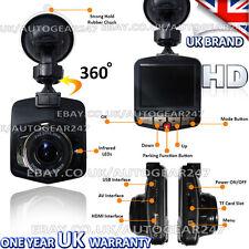 """Visión Nocturna Sensor De Movimiento Hd coche cámara Dash Viaje Grabador De Video Cctv 2.2 """""""